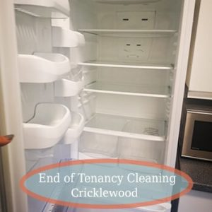 deep clean cricklewood
