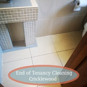 deep cleaning cricklewood