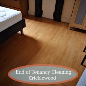end of tenancy cricklewood