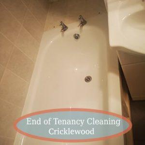 house clean cricklewood