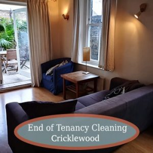 house cleaning cricklewood